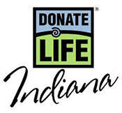 Donate Life Indiana logo