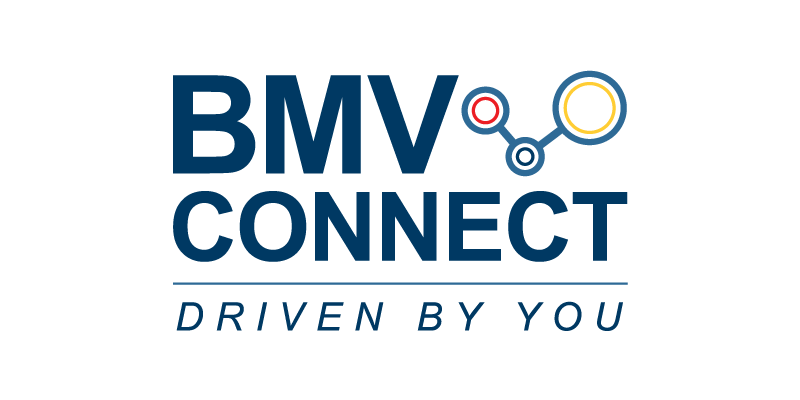 BMV Connect logo