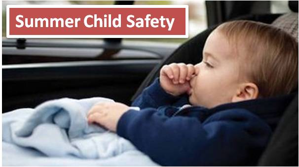 June is Summer Safety Month