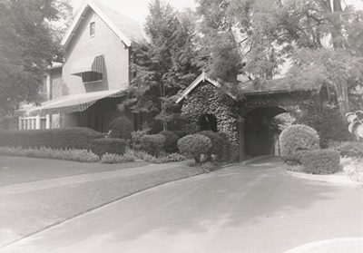 Old Image of Residence