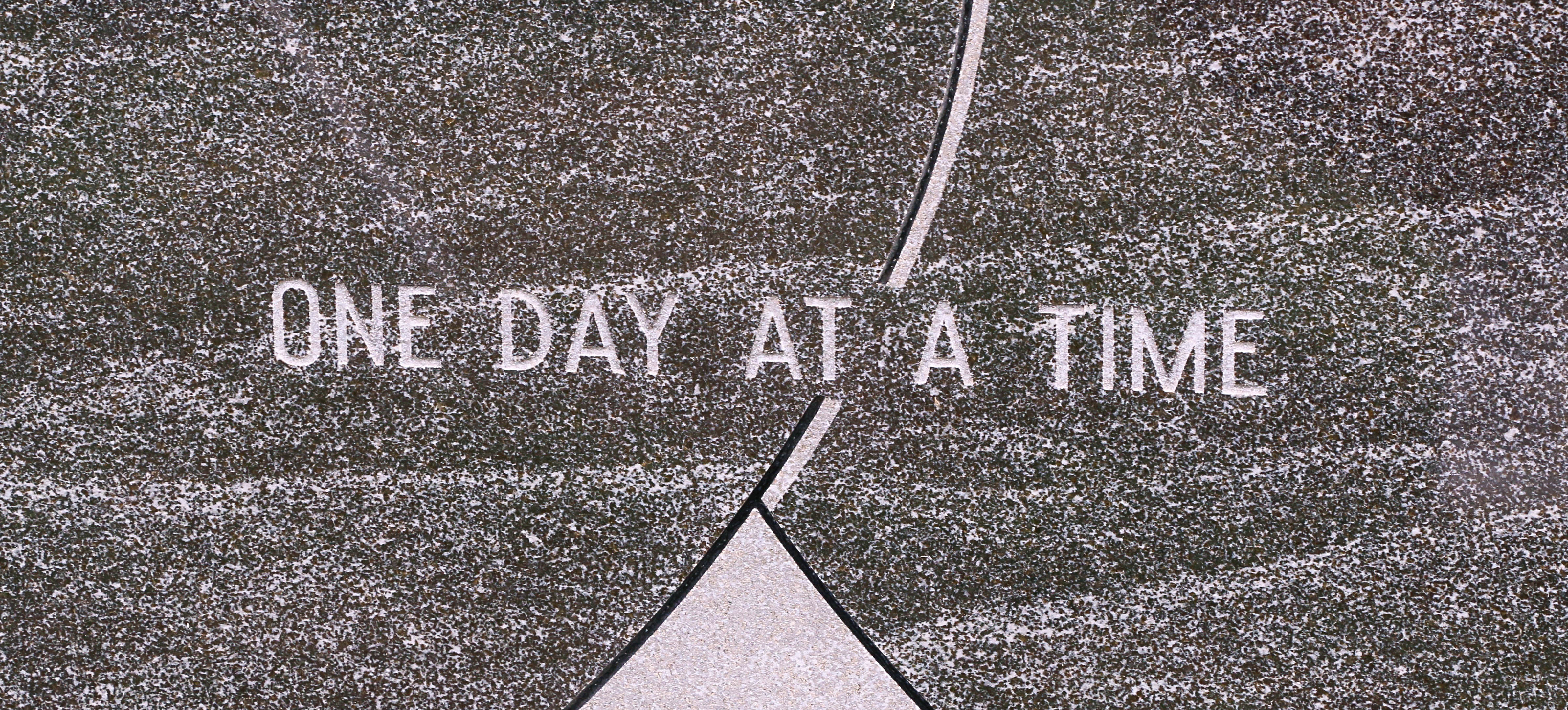Headstone close-up