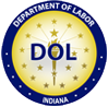 Logo - Indiana Department of Labor
