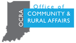 Indiana Office of Community & Rural Affairs Logo