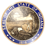 Indiana Treasurer of State Logo