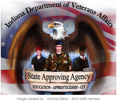 State Approving Agency Logo